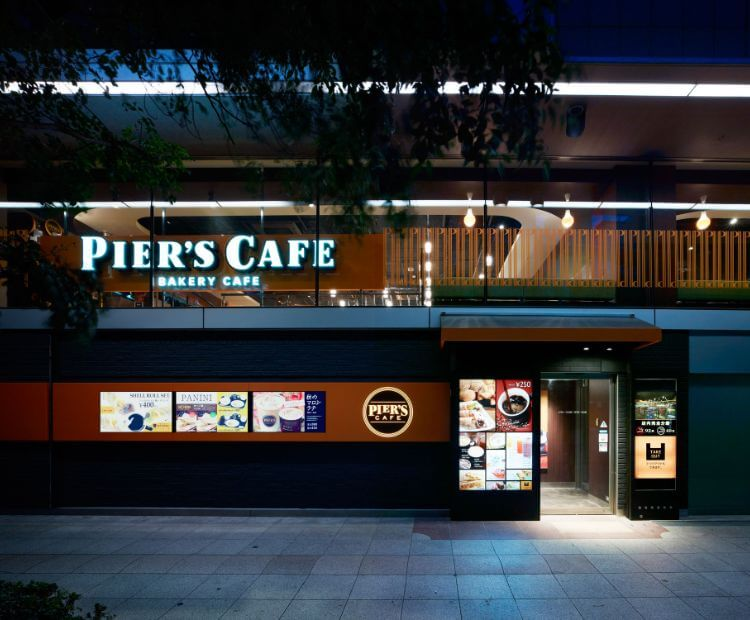piers cafe